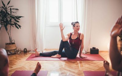 What Can I Expect From My First Yoga Class?